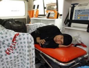 Жителям Газы нельзя болеть