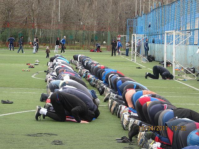 На Южном Урале мусульманская молодежь пропагандирует здоровый образ жизни