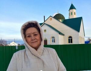 Первую мечеть на Крайнем Севере построила женщина