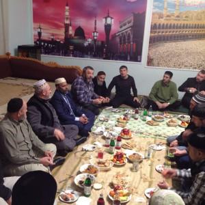 Шейх Устаз Исамутдин рассказывает историю Дербента