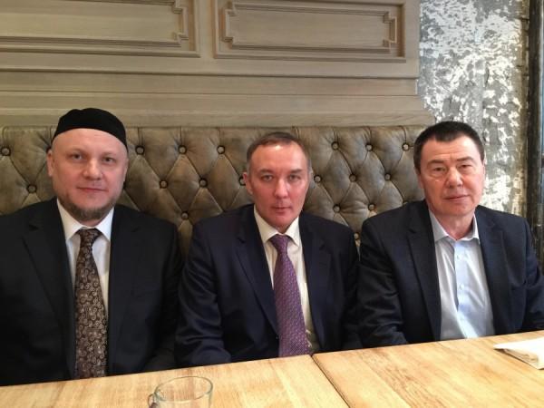 Бизнесмены-мусульмане поделились с Кремлем планами на будущее