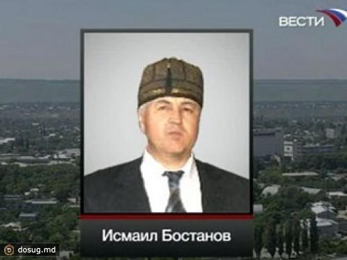 Исмаил Бостанов