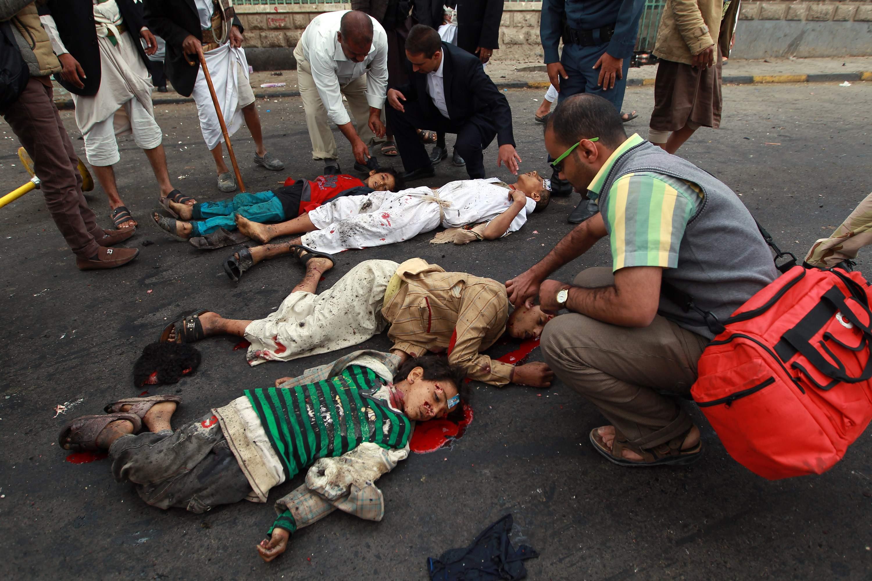 Жертвы пятничных терактов