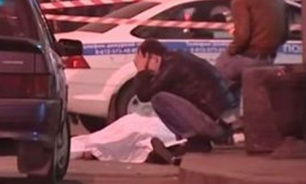 Студент из Дагестана погиб в драке с пьяными антифашистами в Петербурге