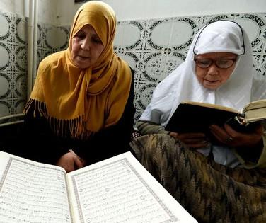 Женщины-муршиды вышли на передовую исламского просвещения