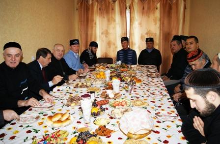 Мусульмане Магадана обрели имама и вошли в «Колымское братство»