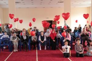 В Исламском центре Киева прошел школьный концерт