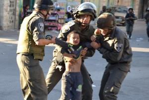 Шок: Израильская оккупация Палестины в 2014 году в цифрах