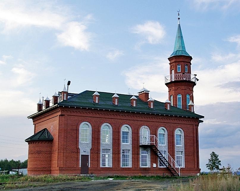 Мечеть Чебаркуля