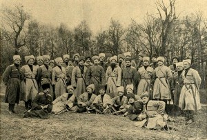 «Дикая дивизия» : правда и легенды о гордых джигитах на полях Первой мировой войны