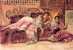 Фетва: дозволено ли мусульманину иметь наложниц?