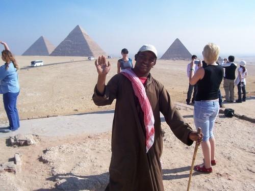 Российские туристы желанны в Египте