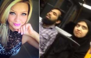 Австралийка поставила на место обидчицу мусульманки
