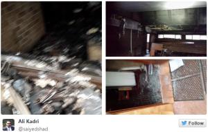 Имамы простили поджигателей мечети