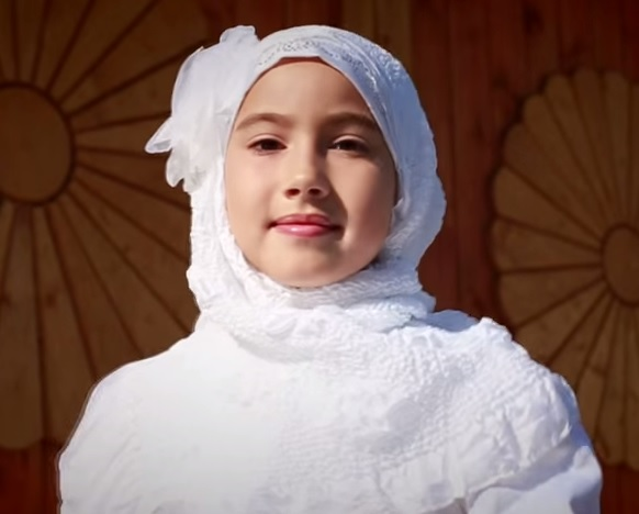 Саида Мухаметзянова заняла 3 место в проекте «Голос.Дети»