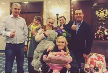 Кадыров помог больной ДЦП девочке, попросившей у Путина спецтренажер