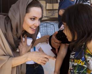 Кем вырастет сирийская дочка Анджелины Джоли?