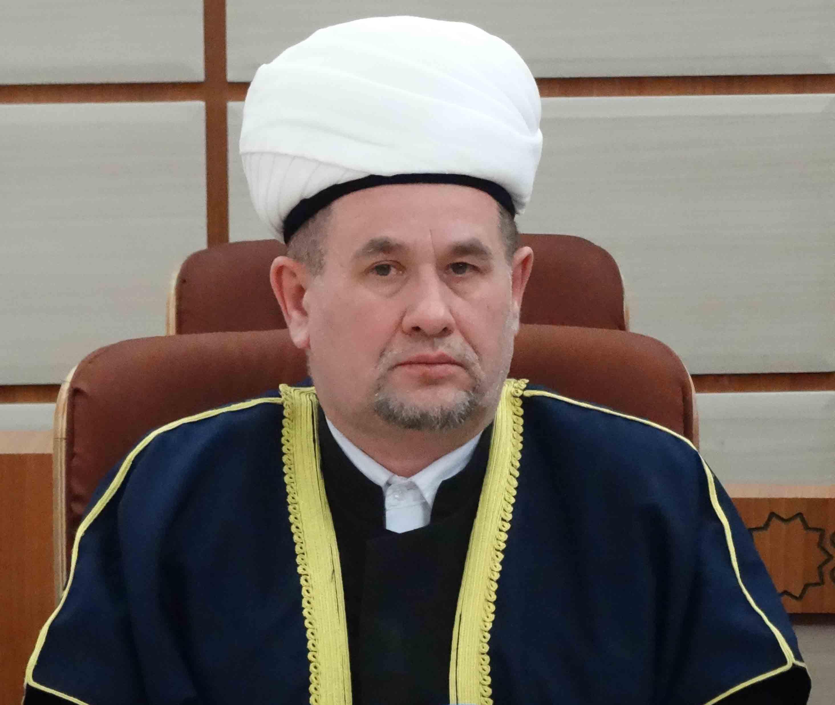 Неизвестные дважды взломали квартиру муфтия Коми Валиахмада Гаязова