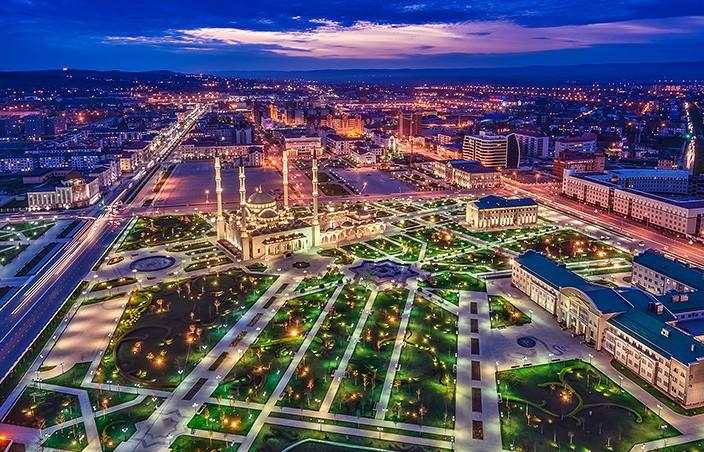 Улицы Грозного назовут в честь республик Новороссии