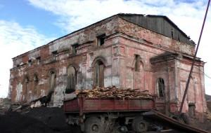Казачья мечеть в Зауралье превращена в отхожее место