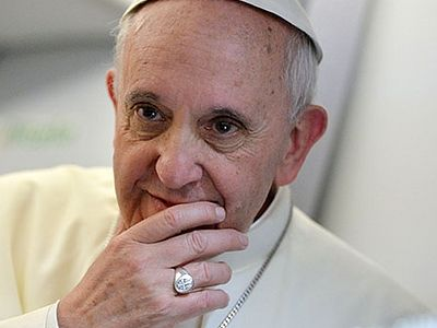 Турцию возмутили высказывания Папы Римского о геноциде армян