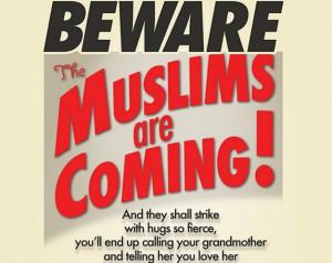 Юмор покажет уродливость исламофобии