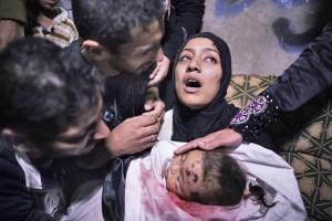 Правозащитники обнародовали шокирующие данные об убитых палестинских детях