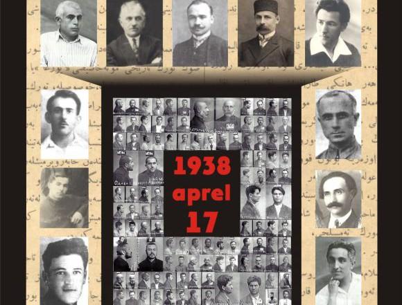 Мусульмане молятся за крымскотатарскую интеллигенцию, расстрелянную в 1938 году