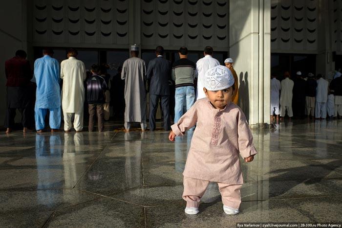 Дети узнали о «нетрадиционном» исламе