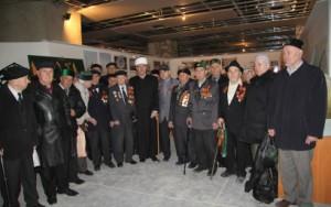 Ветеранам рассказали, как Гайнутдин спас Соборную мечеть от выселения из Москвы
