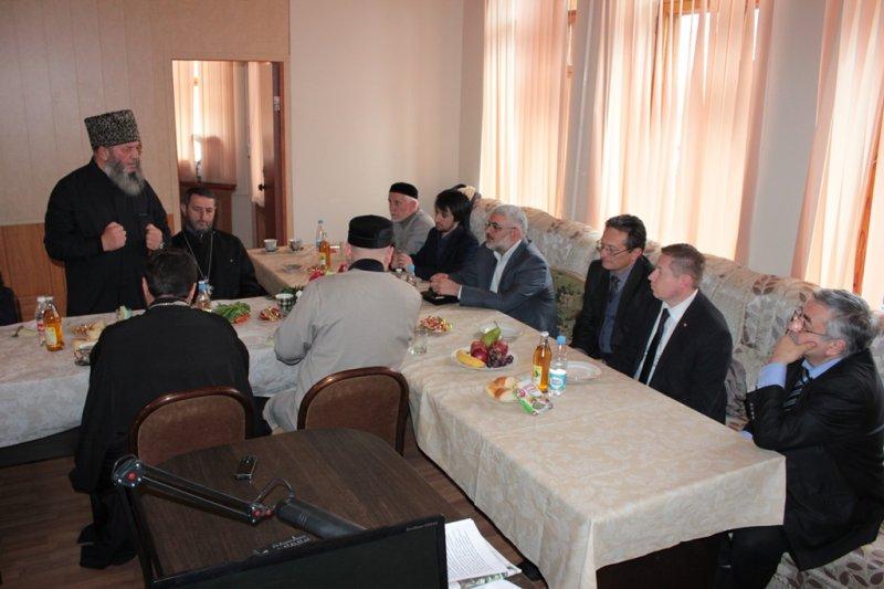 Встреча в муфтияте Ставрополья