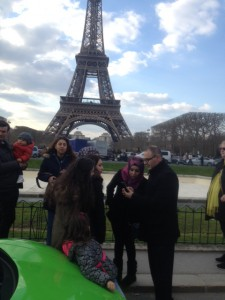 Исламский центр в Париже (Mosque Errahma –  Ermont)