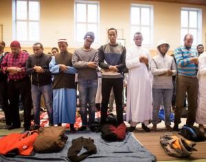 Саудовец спас шведскую мечеть от продажи с молотка