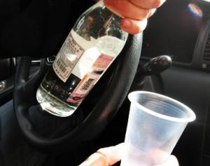 Ученые: Жажда за рулем подобна опьянению