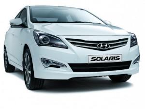 Лидер по популярности – автомобиль Хендай Солярис