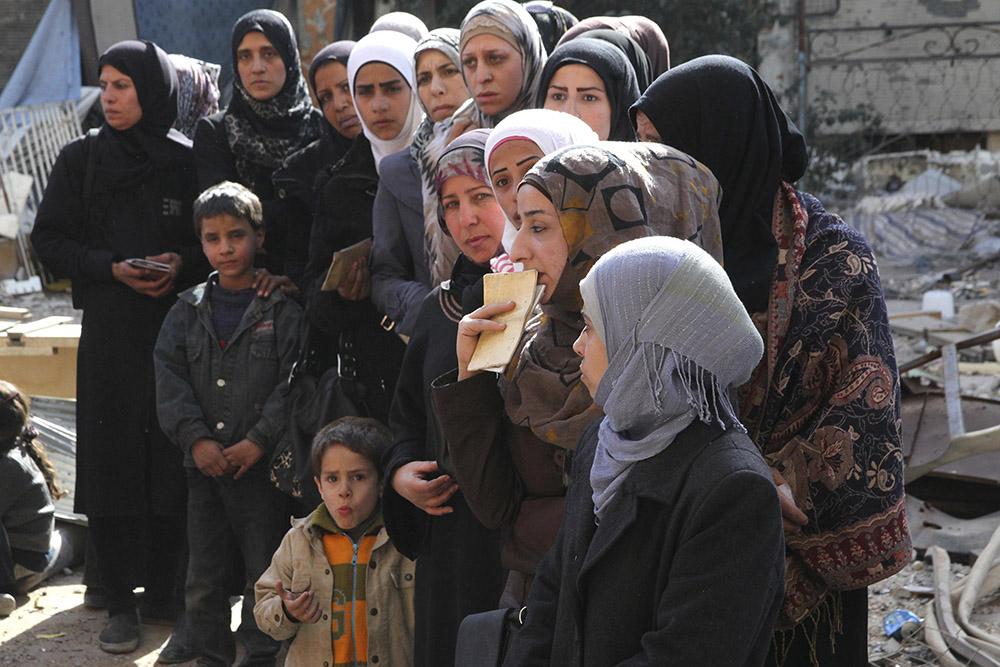 ХАМАС осудил зверства ИГИЛ над палестинскими беженцами