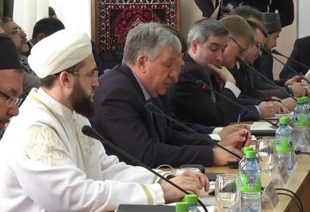 Заседание Совета. Фото: ДУМРТ