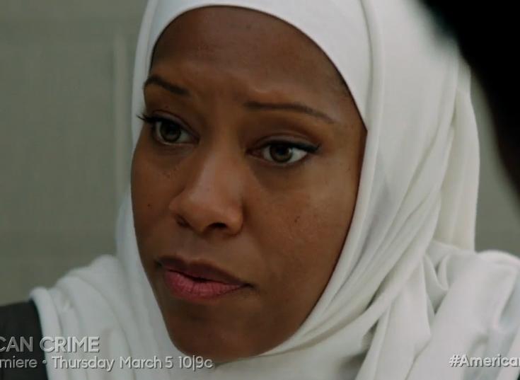 Звездная актриса в восторге от роли мусульманки