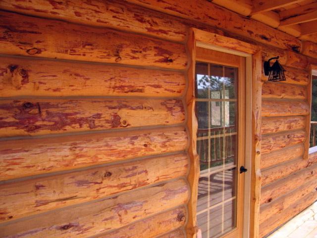 Преимущества постройки дома из рубленых бревен