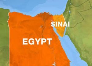 Неизвестные взорвали египетского генерала на Синае