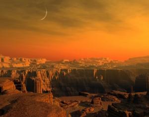 Арабы впервые в истории исследуют жизнь на Марсе