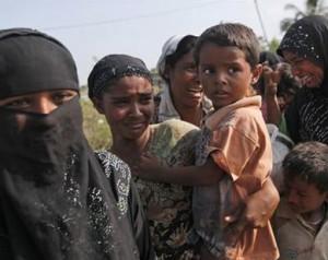 От беженцев-мусульман снова открещиваются