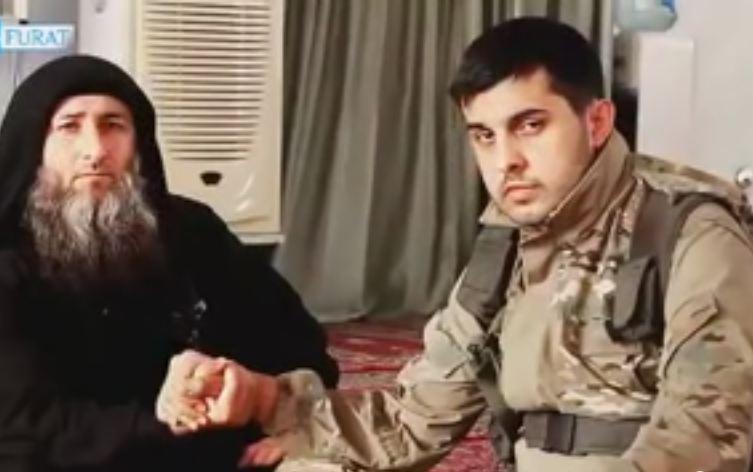 Кадр из видеоролика с Надиром Медетовым