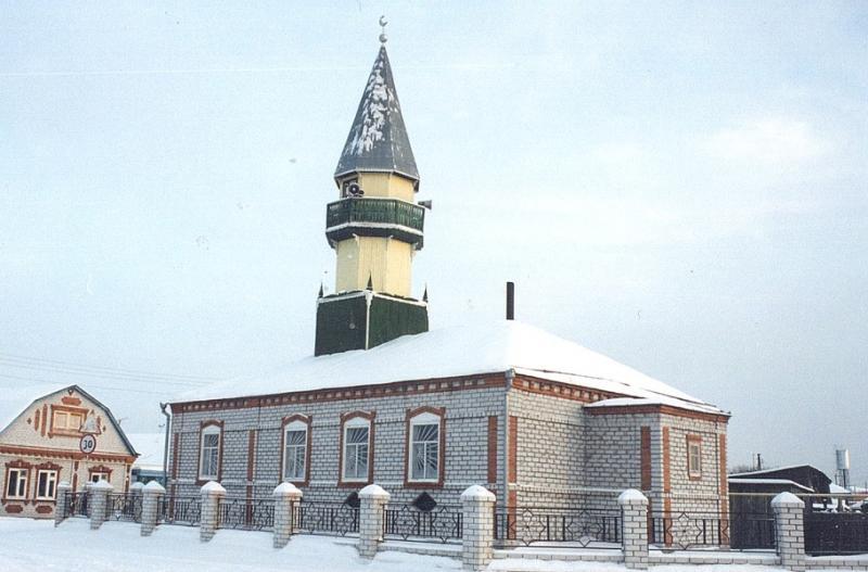 В Тюменской области решили снести аварийную мечеть