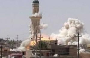 ИГИЛ уничтожает исторические мечети
