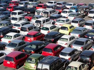 Аукцион автомобилей в Японии