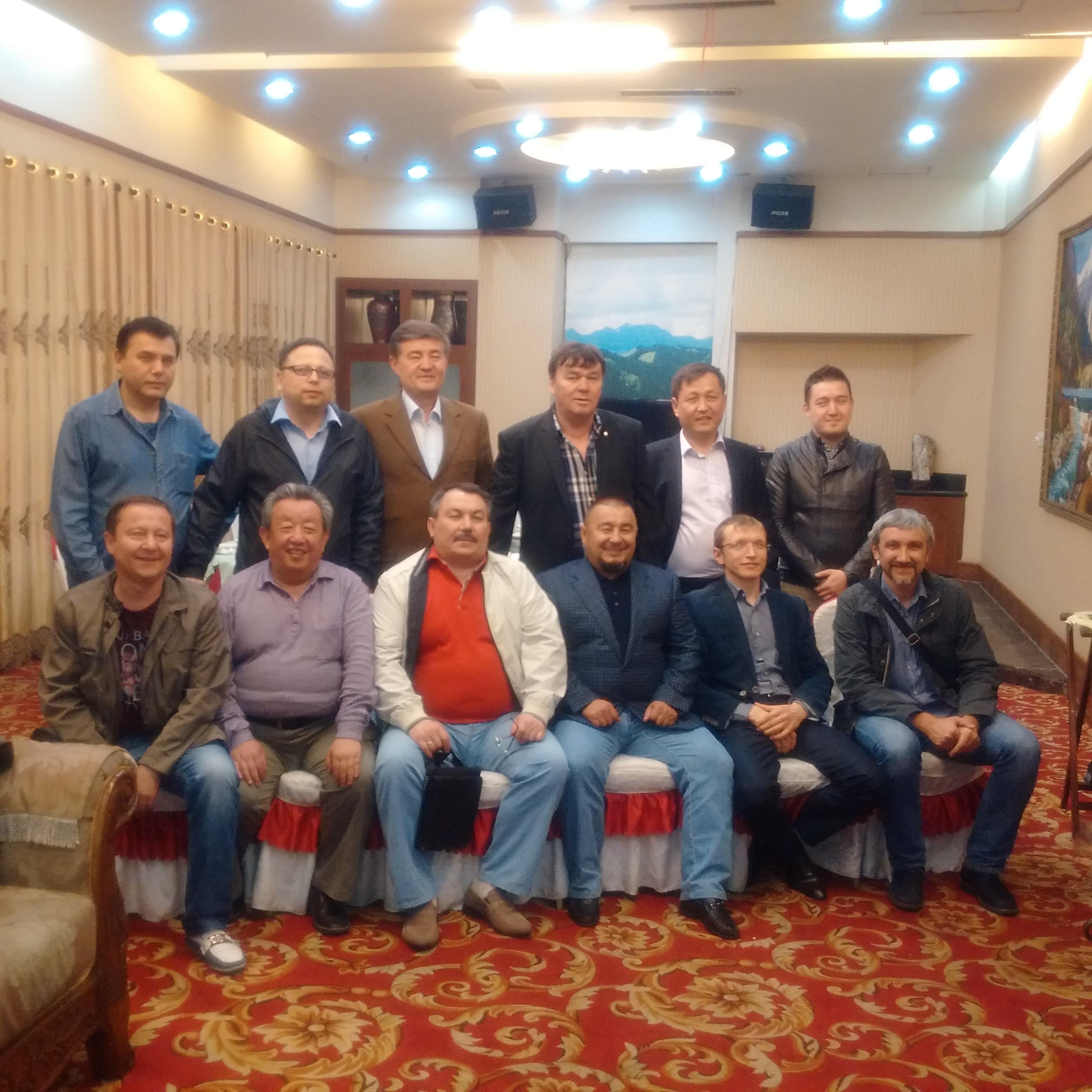 В гостях у татарских предпринемателей Китая
