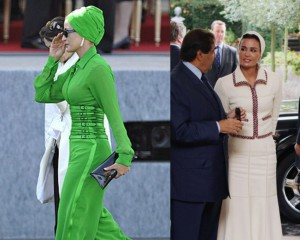 Мать эмира Катара дала отпор двуличию Запада