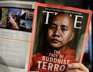 «Буддийский Бен Ладен» о Коране и своей ненависти к мусульманам