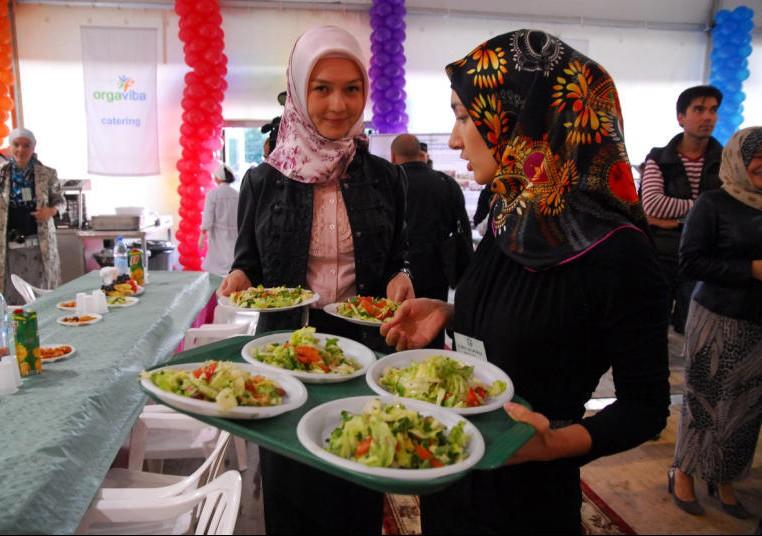 «Шатер Рамадана-2015» готовит посетителям ряд сюрпризов